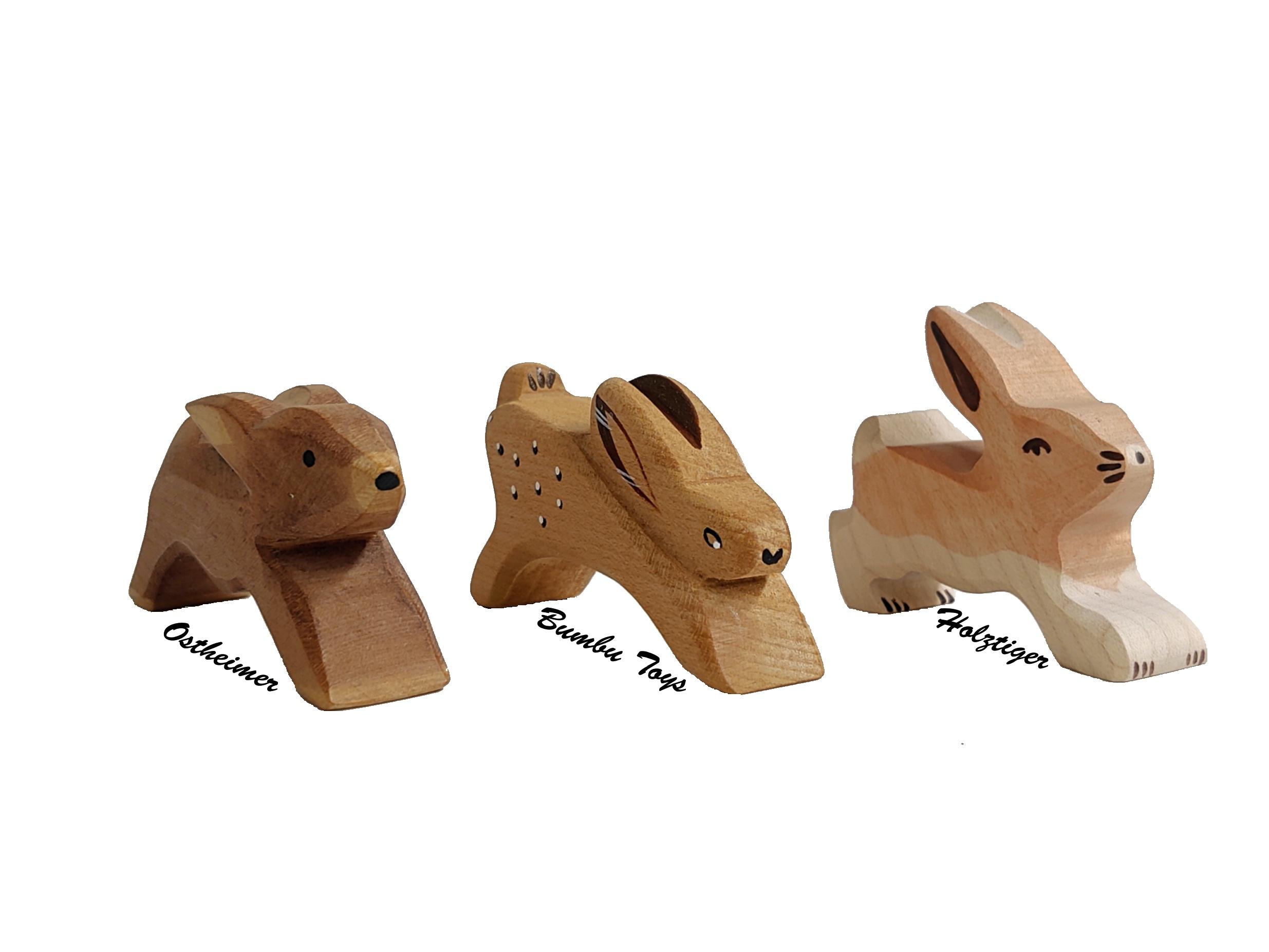 Holztiger, Ostheimer, Bumbu Toys