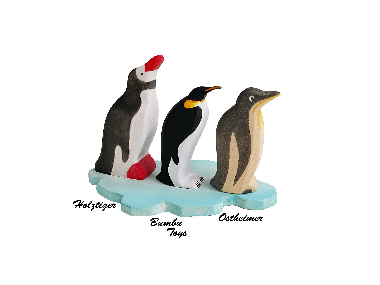 verschil Holztiger, Bumbu Toys, Ostheimer