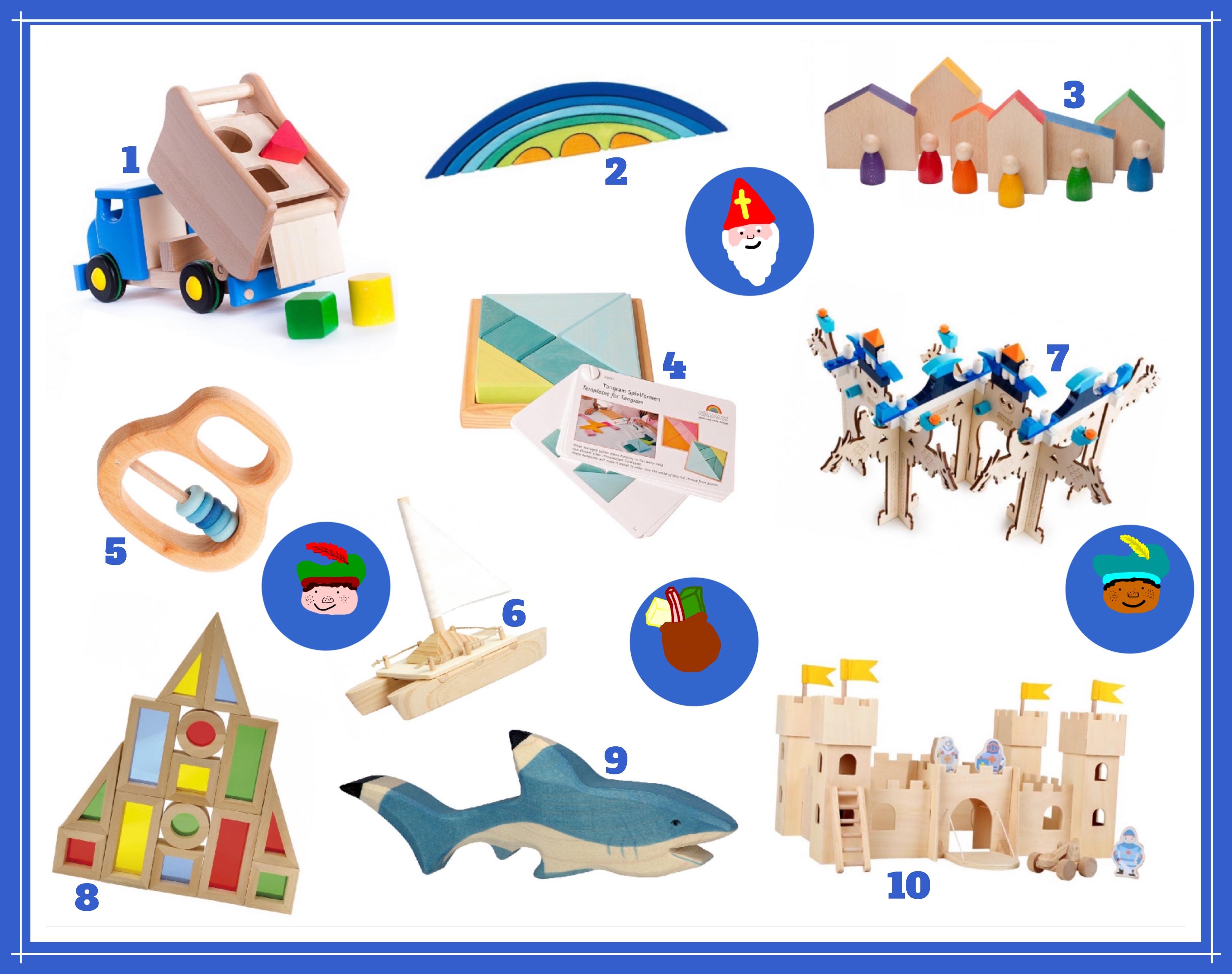 Top 10 jongens houten speelgoed cadeaus