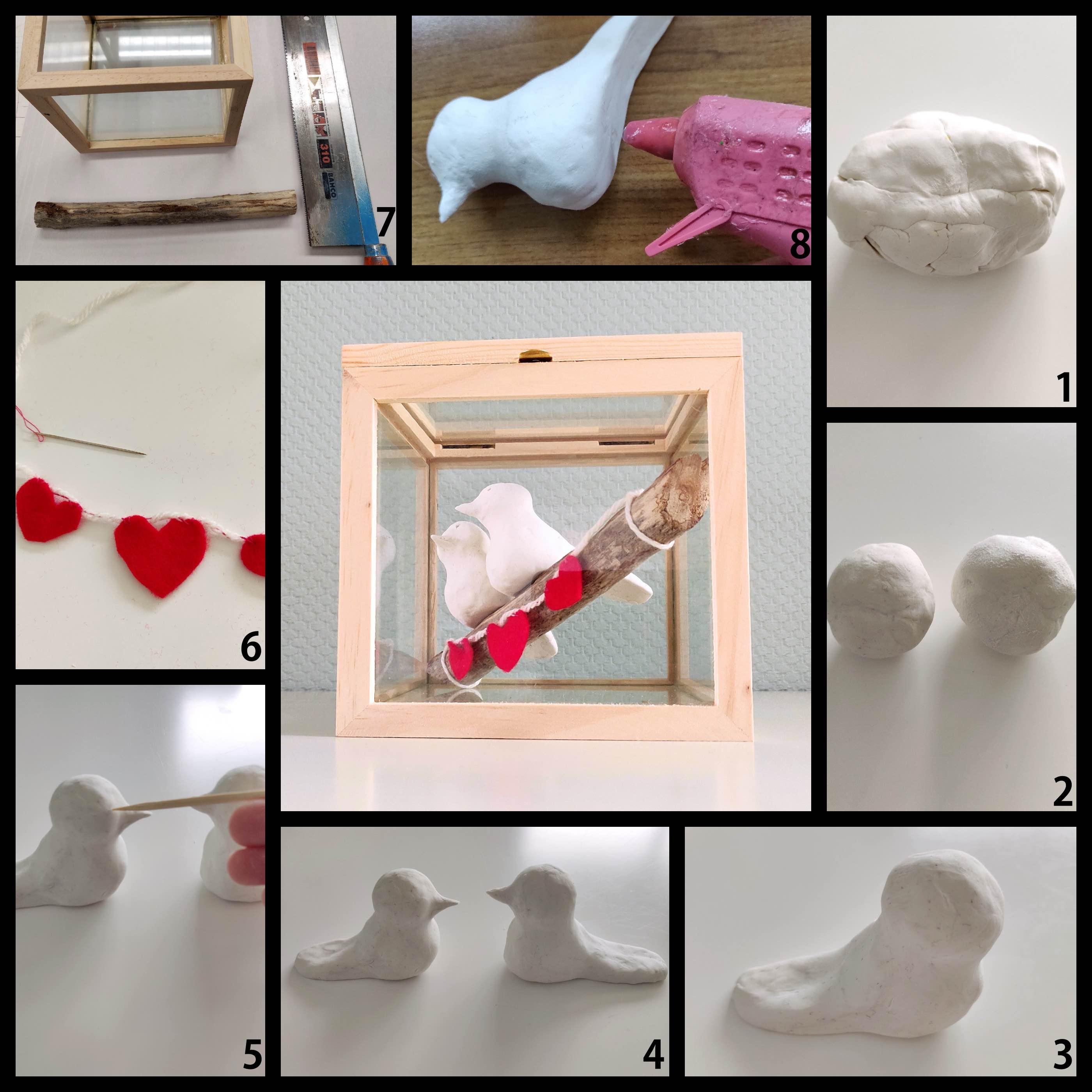 DIY Valentijns kasje