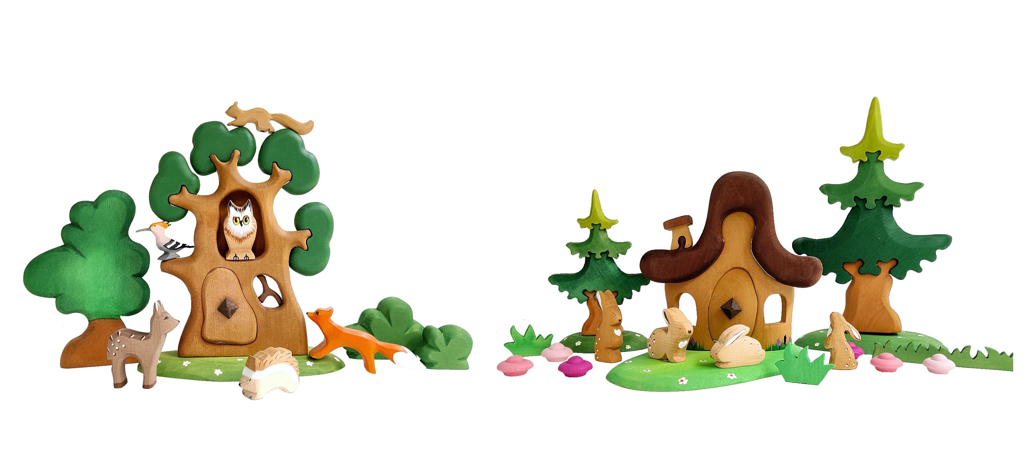 bumbu toys bij houtspel