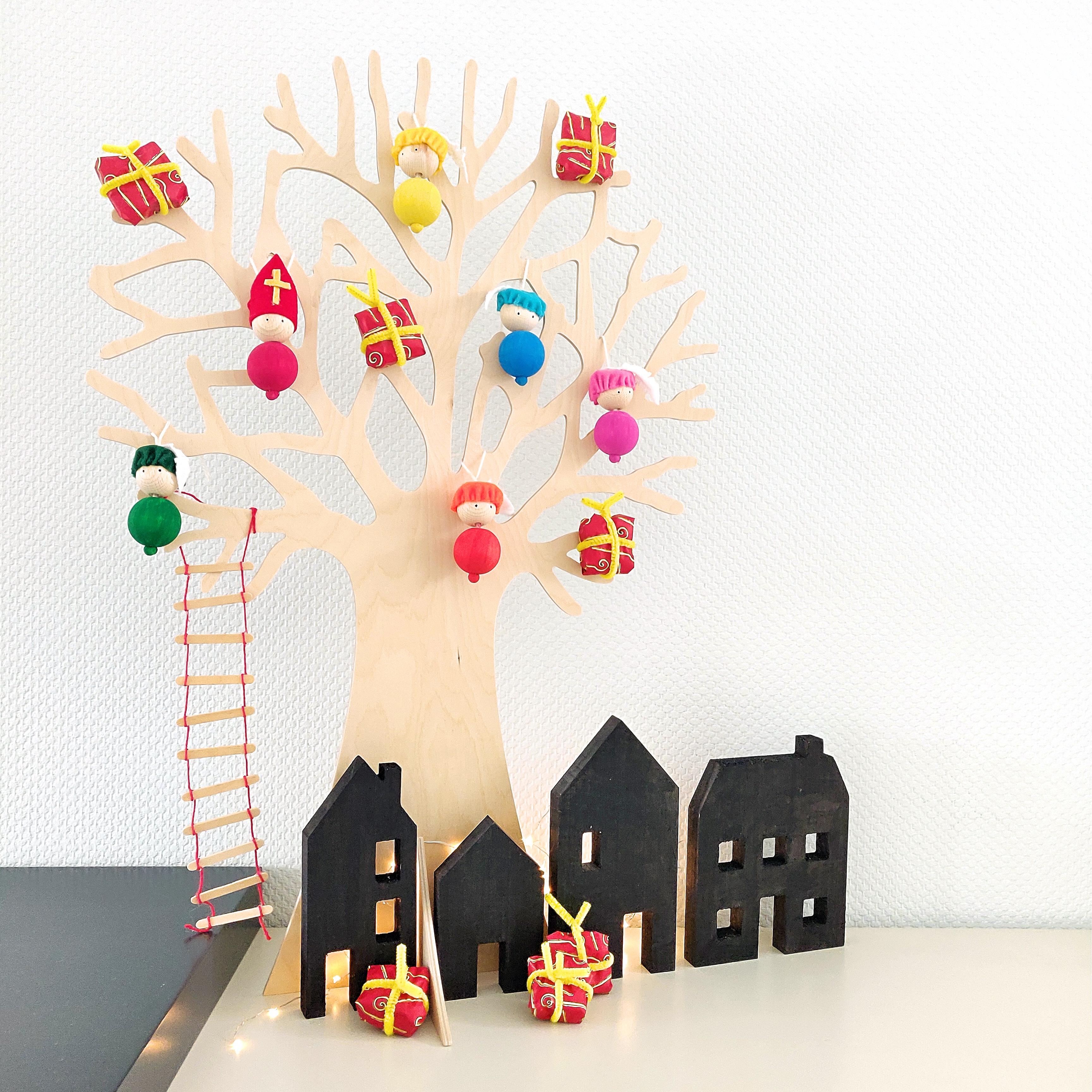 Sinterklaas seizoenstafel