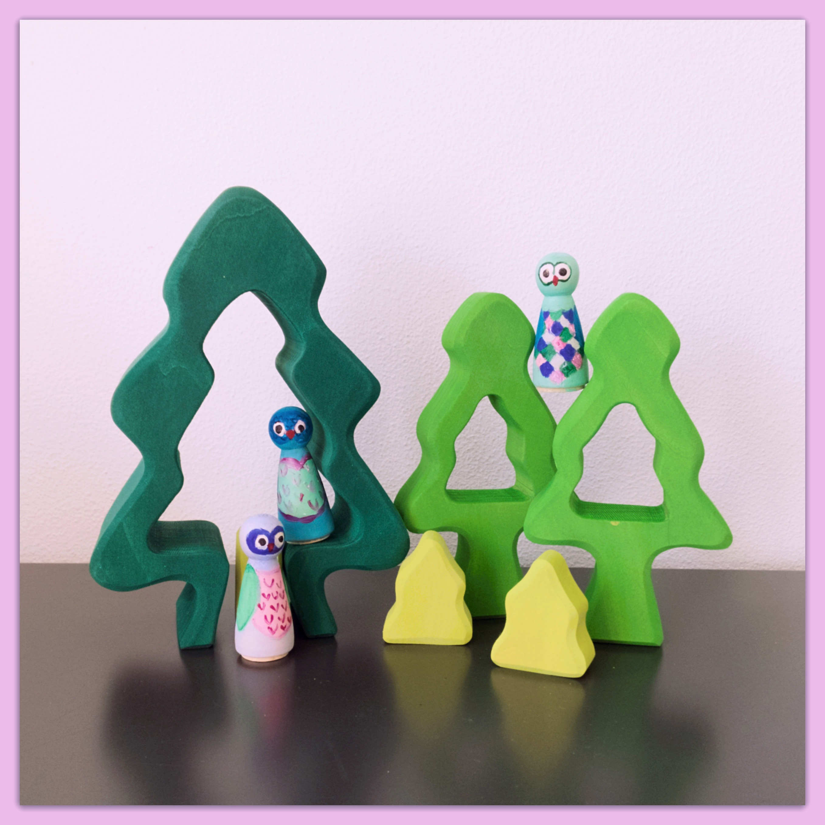 uilen peg dolls